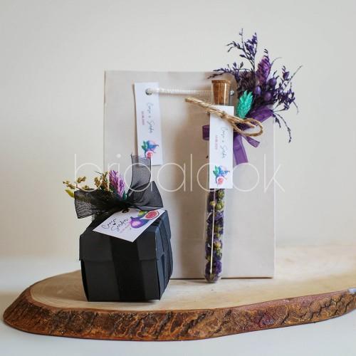 Badem şekeri & Bitki çayı Set