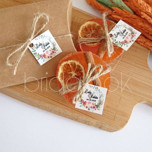 Portakallı Kutu Sabun