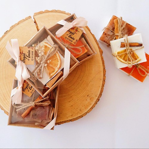 Portakal&Tarçın Kutu Sabun
