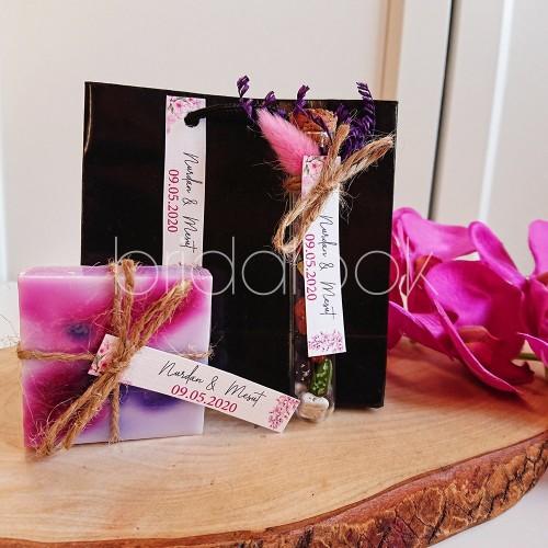 Blush Sabun & Çakıl çikolata set